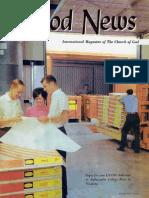 Good News 1966 (Vol XV No 08) Aug