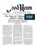 Good News 1962 (Vol XI No 09) Sep