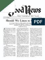 Good News 1960 (Vol IX No 05) May