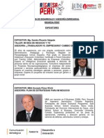 Abstract Expositores (1)