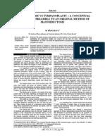 MASTOIDECTOMY VS TYMPANOPLASTY – A CONCEPTUAL RENAISSANCE. PREAMBLE TO AN ORIGINAL METHOD OF MASTOIDECTOM.pdf