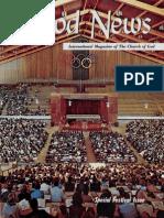 Good News 1969 (Vol XVIII No 11-12) Nov-Dec