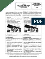 CP-223.Grúas y Operaciones de Levantamiento