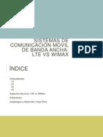 Sistemas de Comunicación Movil de Banda Ancha