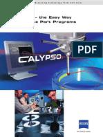 calypso maquina de coordenadas