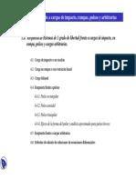 Respuesta de Sistemas de 1 GDL Frente a Cargas de Impacto Rampas Pulsos y Arbitrarias - Calculo Dinamico de Estructuras - Apuntes - Tema 4 PDF