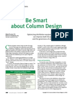 Be Smart About Column Design