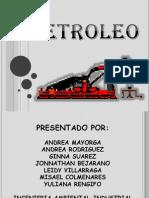 Exposicion Petroleo reglamentacion en colombia
