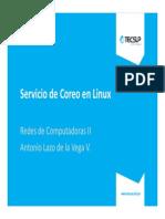 09 Correo en Linux