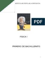 FISICA BACHILLERATO