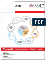 Ambit Healthcare Thematic 16Sept14