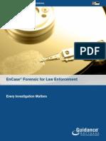 EnCase Forensic for Law Enforcement