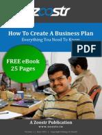 Zoostr eBook Businessplan Draft2 27June