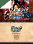3D&T Alpha ~ Shaman King