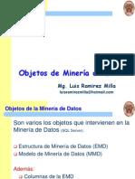 S09 - 1 Objetos de Mineria de Datos