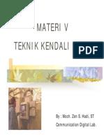 Materi5TeknikKendaliMutu