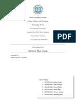 Practical Report-7 Alum Dosage Concentration