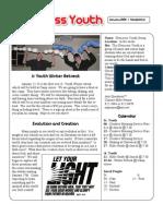 Newsletter January 2010
