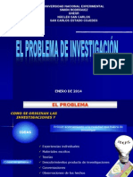 El Problema de Investigación (Edgar Quintero)