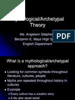 Mythological Theory