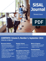 Studies in Self-Access Learning Journal, Issue-5-3