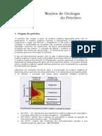 Apostila Revisão Geologia do Petróleo