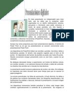 Presentaciones Digitales (Dyanara)