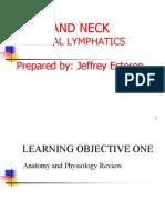 4th Lecture HeadNeck and Lympatics