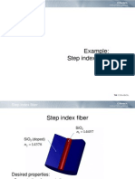 Step Index Fiber