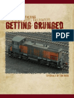 Realistic Weathering for N Scale Model Railroaders
