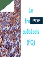 Francais Quebecois
