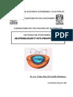 Manufactura de materiales compuestos
