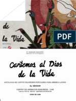 cantemos al dios de la vida (cantoral), sergio gruppo