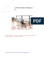 How to Start a Direct Sales Company