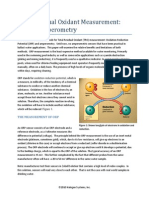 ORP Versus Amperometry
