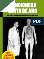 CANCIONERO DE FIN DE AÑO · By Calderón de la Canoa