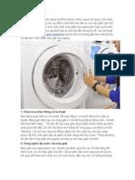 5 Tiêu Chí Chọn Mua Máy Giặt Cửa Ngang Tốt Nhất