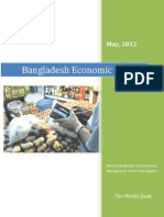 Bangladesh Economic Brief 2012 May 31