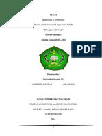 penelitian manajemen strategi tentang perusahaan johnson and johnson