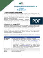 Regulament Competitie Ziarul Financiar Al Clasei 2014