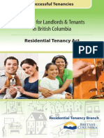 RTA a Guide for Landlords and Tenants