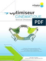optimiseur cinematique orthoplus