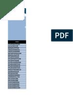 Tabela Handytech 07.10.2014