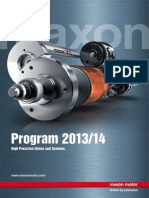MAXON Catalog 2013-2014