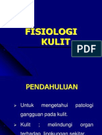 FISIOLOGI KULIT