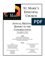 annual report 2014 - st  marks highland