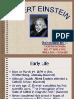 Einstein life