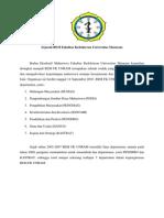 Sejarah BEM Fakultas Kedokteran Universitas Mataram