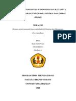kondisi regional indonesia