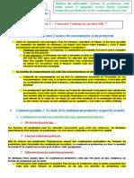 Sous-thème 1 – Comment l'entreprise produit-elle.doc